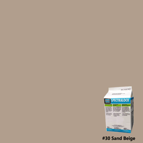 Laticrete SpectraLOCK PRO Epoxy Grout - Sand Beige