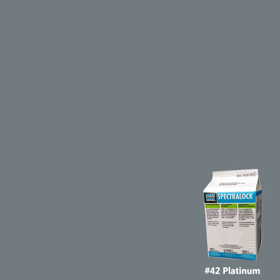 Laticrete SpectraLOCK PRO Epoxy Grout - Platinum