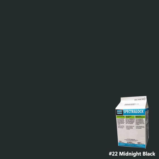 Laticrete SpectraLOCK PRO Epoxy Grout - Midnight Black