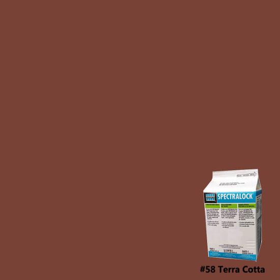 Laticrete SpectraLOCK PRO Epoxy Grout - Terra Cotta