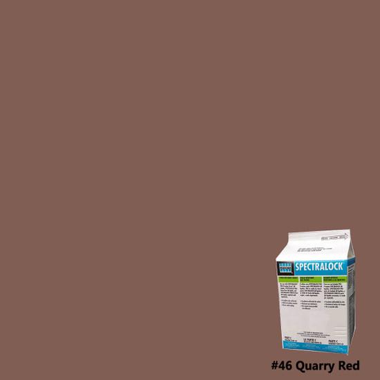 Laticrete SpectraLOCK PRO Epoxy Grout - Quarry Red