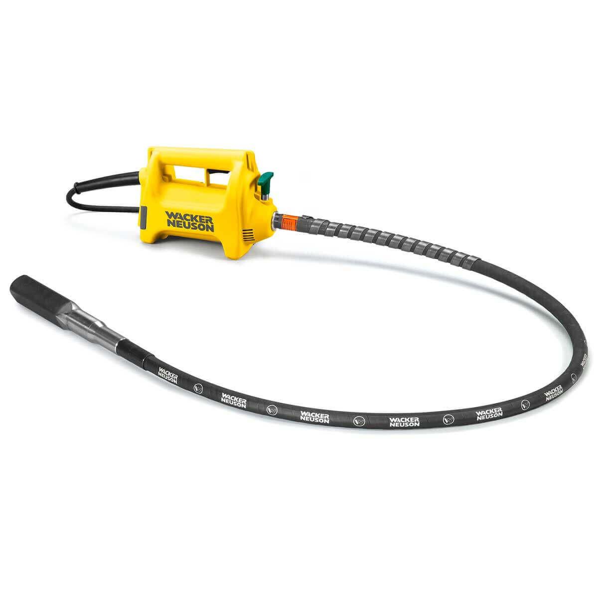 Wacker coccrete vibrator