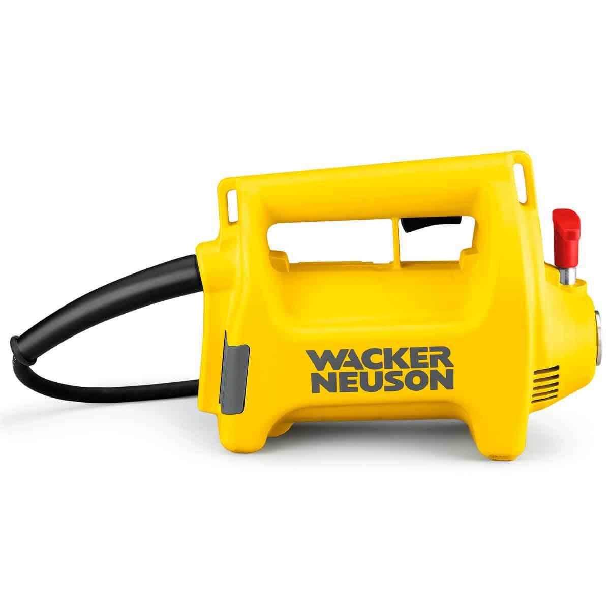 Wacker Neuson Vibrator M2500 action