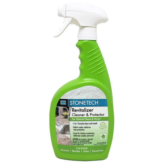 StoneTech Revitalizer Cleaner and Protector 24 Oz. Spray Bottle