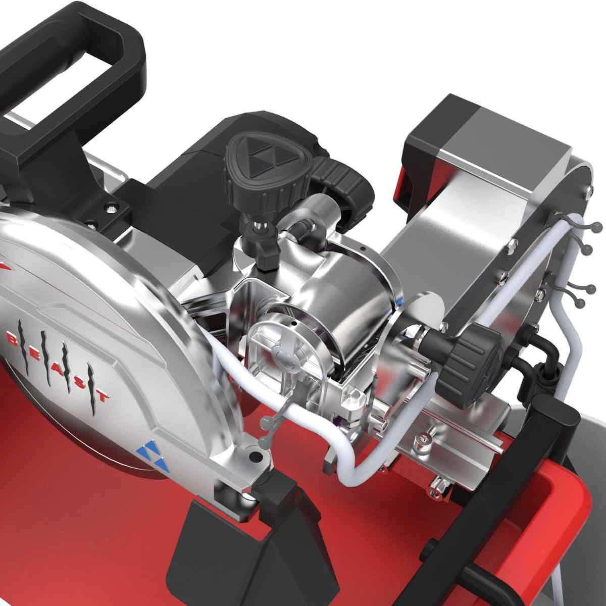Lackmond Beast7 direct drive motor