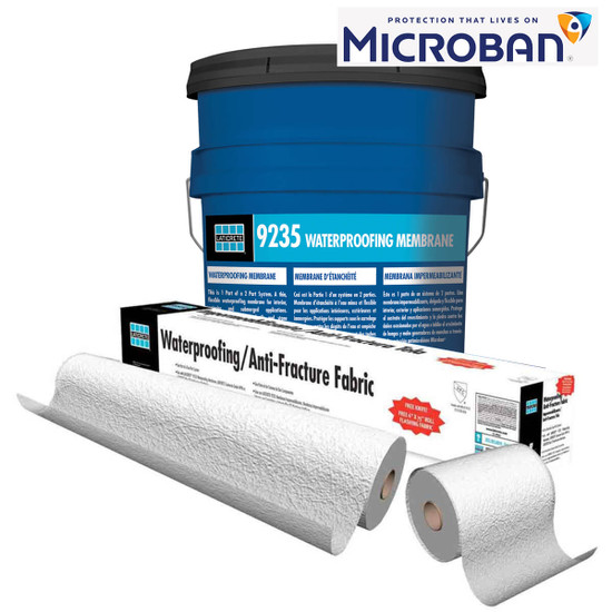 Laticrete 9235 waterproofing unit membrane
