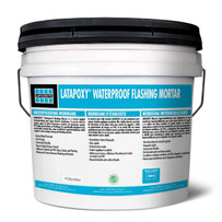 Laticrete Latapoxy Waterproof Flashing Mortar 0024-0001-2
