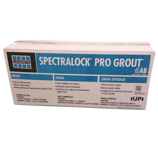 Epoxy Grout For Bathrooms: Laticrete SpectraLOCK Pro Commercial Units. Contractors