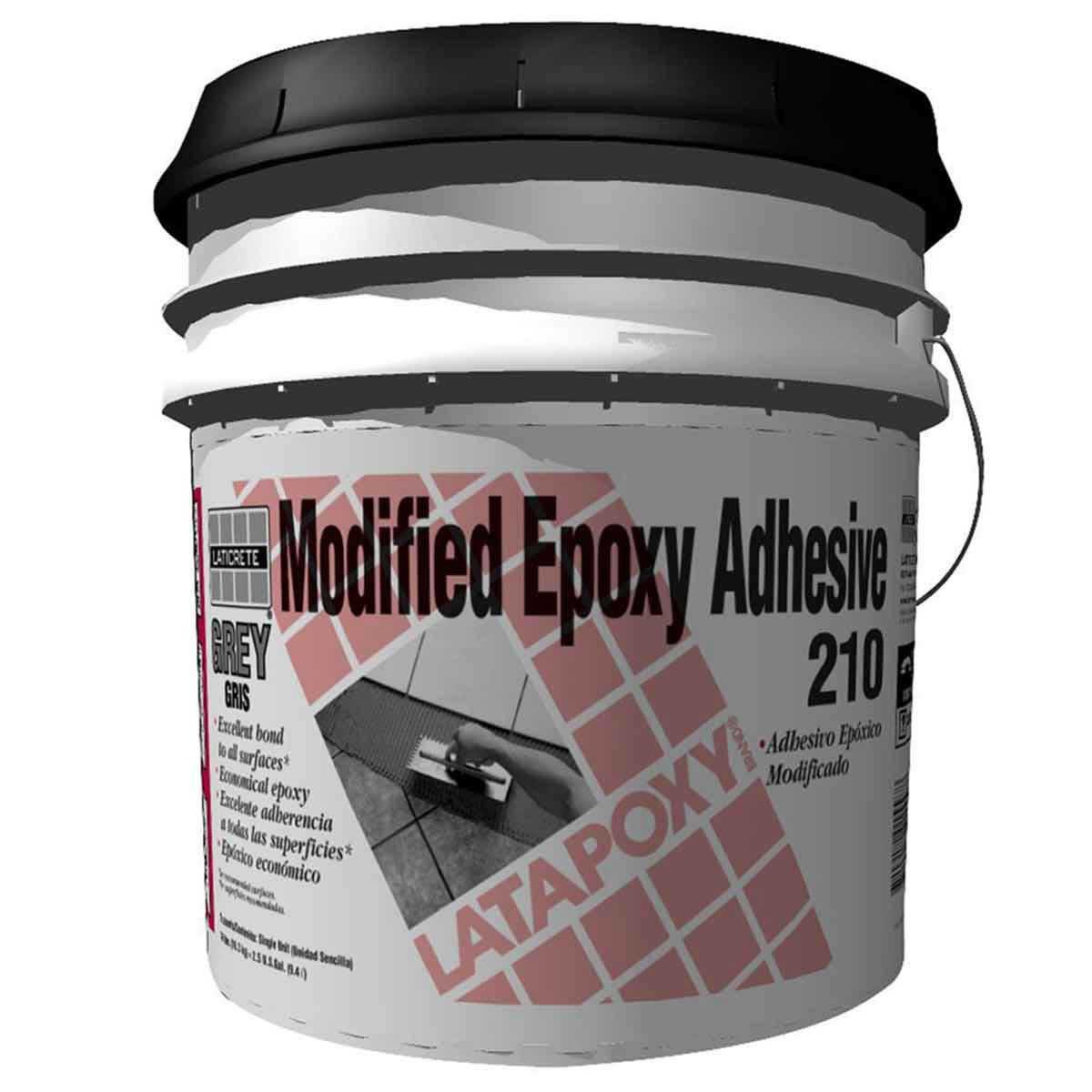 Laticrete Latapoxy 210 Adhesive Grey 0210-0002-21