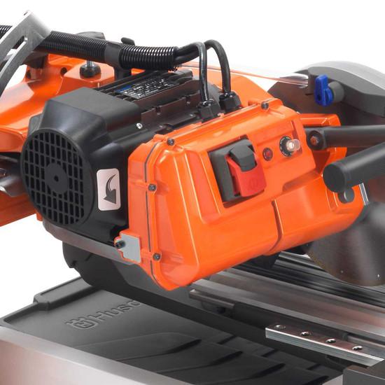 Husqvarna TS70 direct drive motor cutting head 2