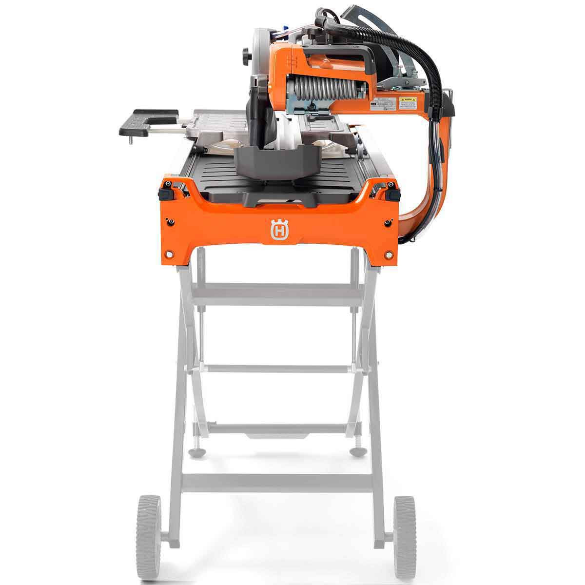 Husqvarna TS 70 Tile Saw rear view