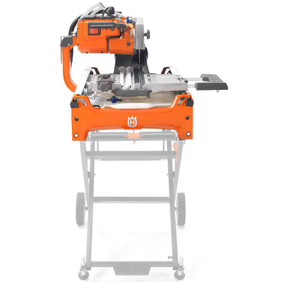 Husqvarna TS 70 Tile saw with extension table