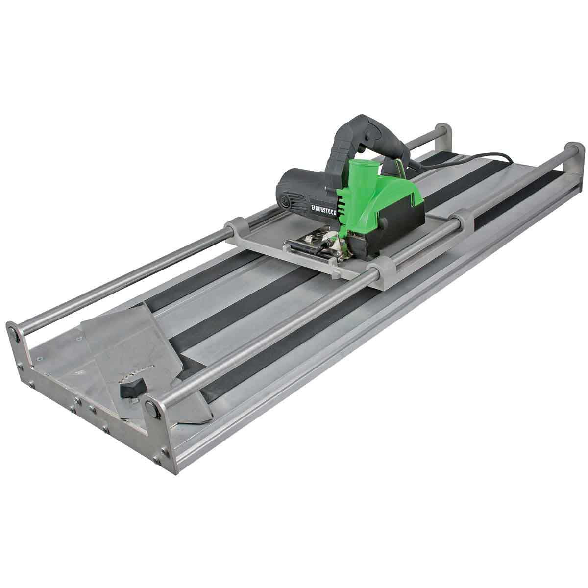 Eibenstock Cutting Tables with EDS 125 hand-held saw