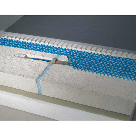 Blanke Permat Above Moving Joint