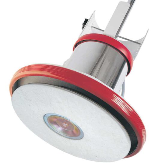 pearl 17-18 inch 3/8 inch felt pad BUFSPL16