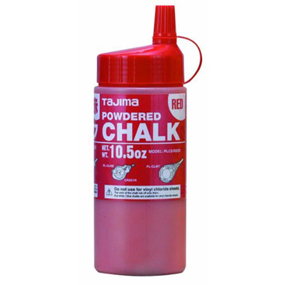 tajima ultra fine snap line red chalk