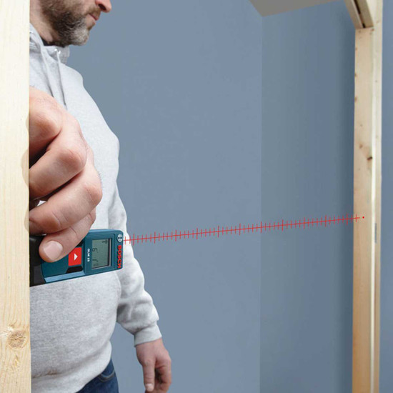 Measuring Wall Frames with GLM15 Laser Measurer