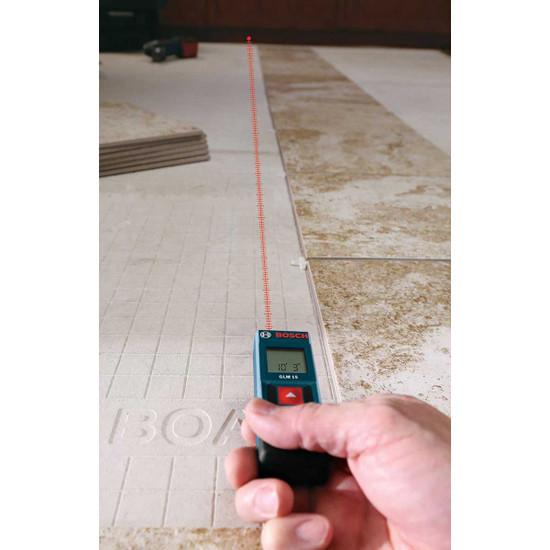 GLM15 Distance Measurer for Tile Layout