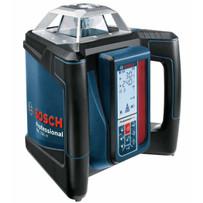 GRL 500 Bosch Self-Leveling Rotary Laser Kit