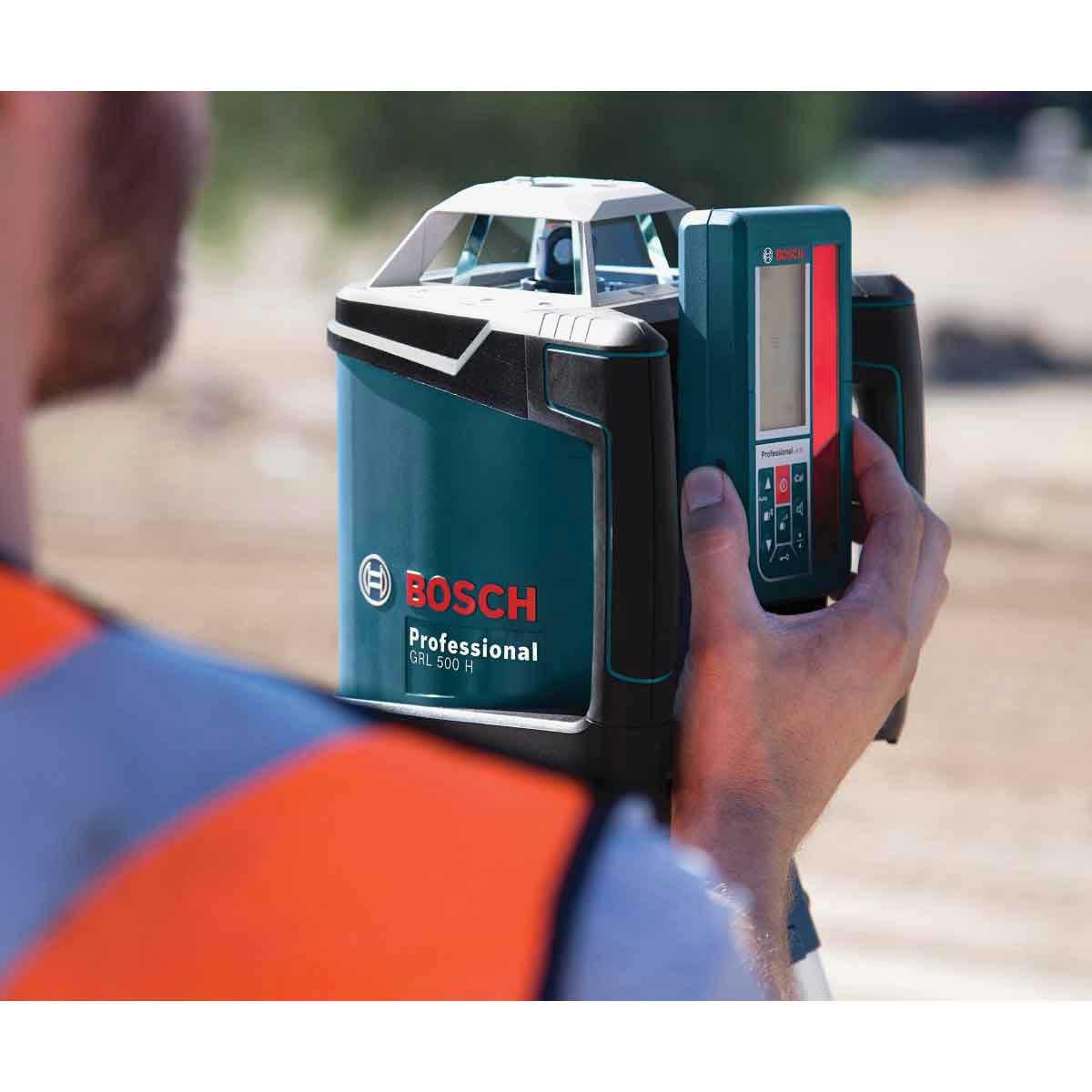self leveling rotary laser Bosch