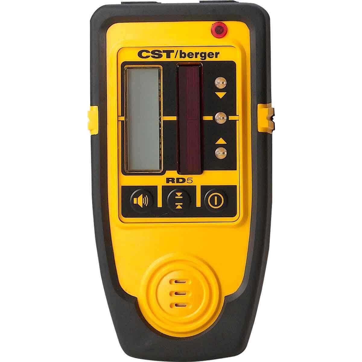 Range finder CST self leveling rotary laser