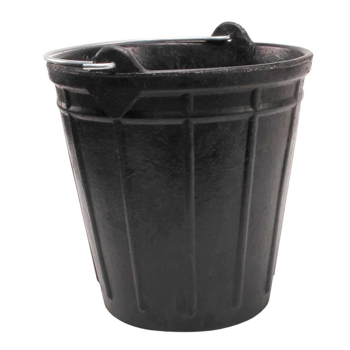 Rubi Tools 4 Gallon Rubber Bucket Contractors Direct