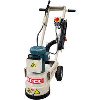 59800 Edco Wedgeless Single-Disc floor Grinder SEC-NG 1.5HP-115V