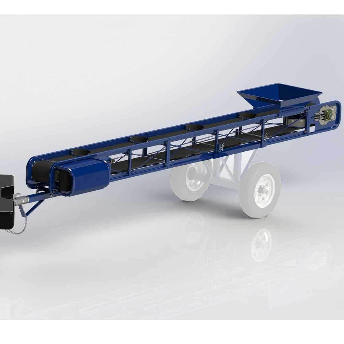 Clairco Portable Modular Conveyors