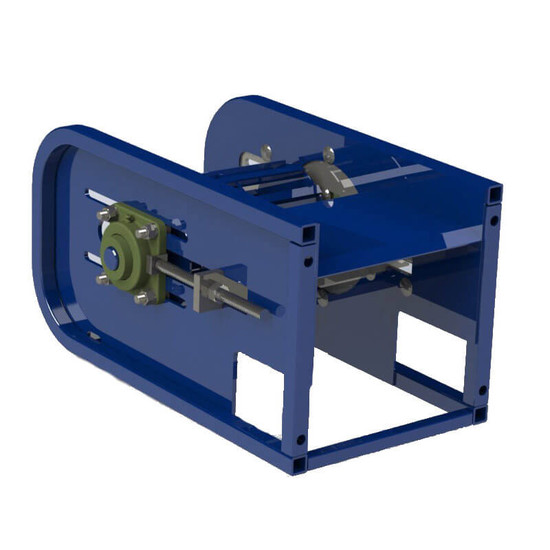 flat belt portable conveyor belt