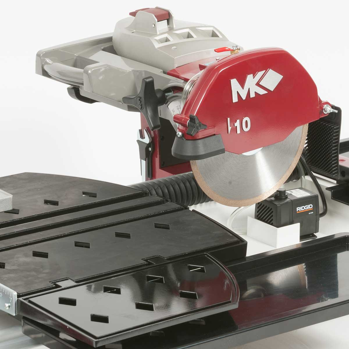 MK TX-4 Wet Tile Saw cutting head