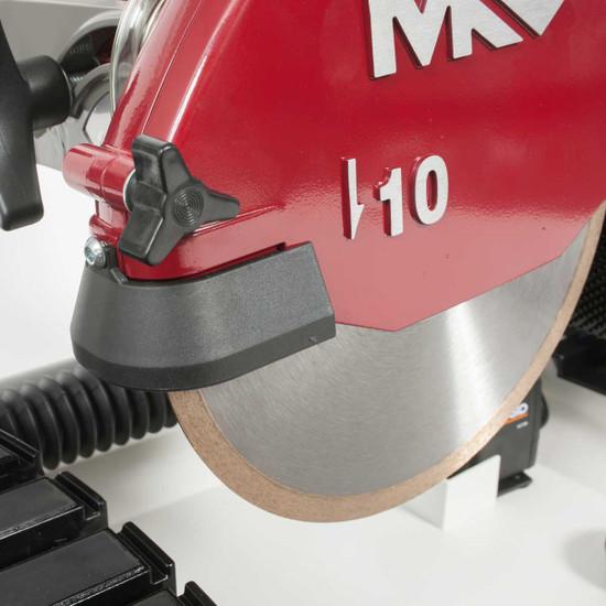 MK Diamond TX-4 Wet Tile Saw Splash