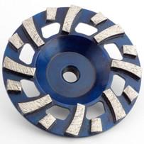 Husqvarna Vari Cut Cup Wheels Turbo Fan