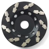 G1043 Cup Wheels For Medium Concrete Husqvarna