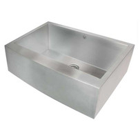 Artisan CPAZ3621-D10 Chef Pro Single Bowl Apron Sink