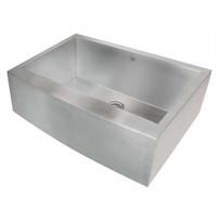 Artisan CPAZ3621-D10 Chef Pro Single Bowl Apron Sink