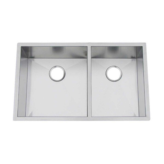 Artisan CPUZ3319-D1010 Chef Pro Double Bowl Undermount Sink