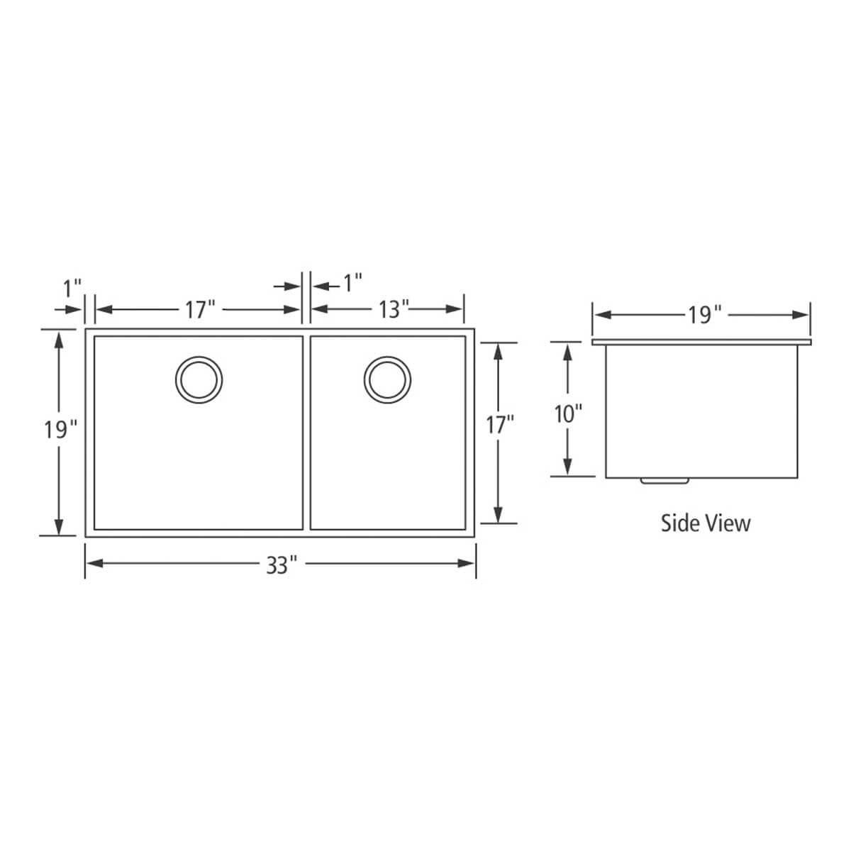 CPUZ3319-D1010 Artisan ChefPro Draw