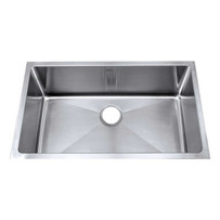 Artisan CPUZ3219-D10 Chef Pro Single Bowl Undermount Sink