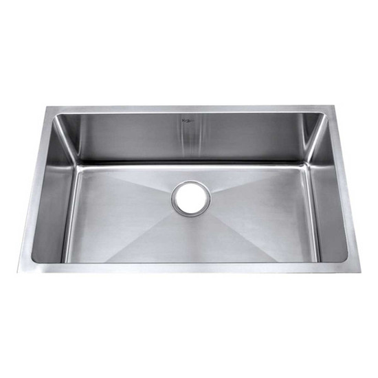 Artisan CPUZ3219-D10 Chef Pro Single Bowl Undermount Sink