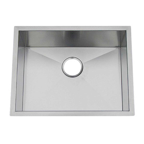 Artisan CPUZ2319-D10 Chef Pro Single Bowl Stainless Steel Undermount Sink