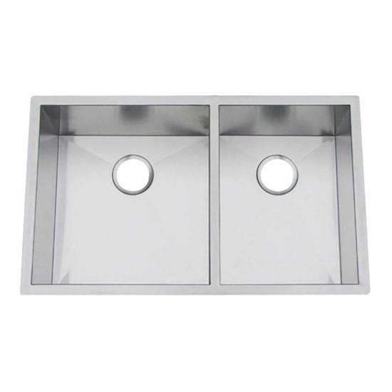 Artisan CPUZ3219-D1010 Chef Pro Double Bowl Undermount Sink