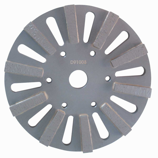 Diteq 8 inch Grinding Head for TG-8 and Teq-Edge Grinders