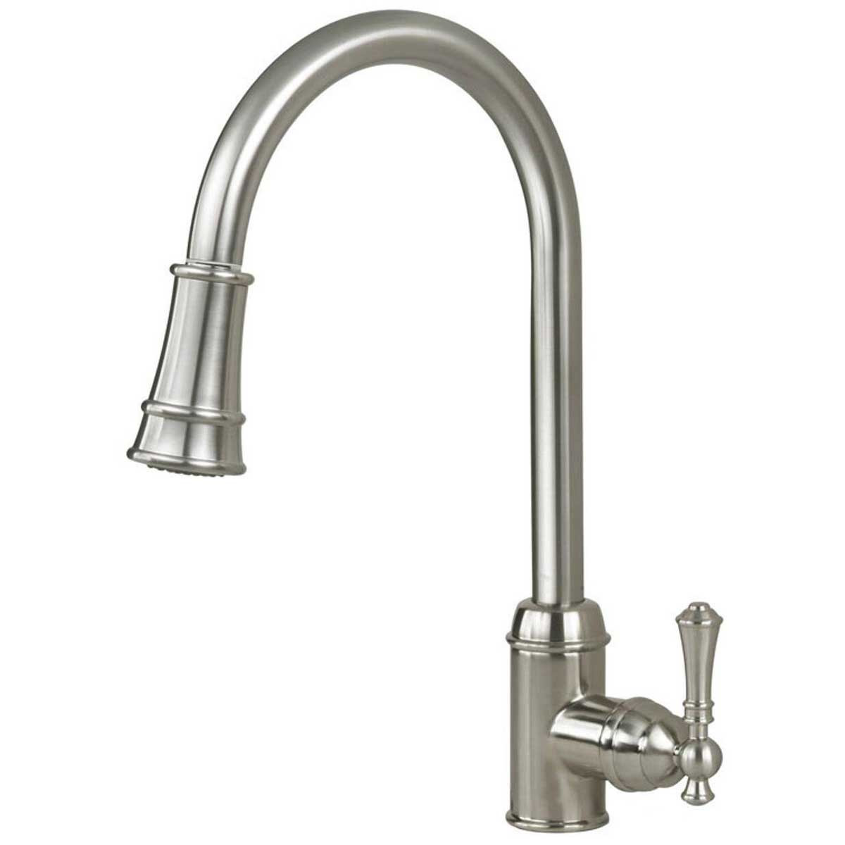 Artisan SingleHandle Kitchen Faucet