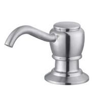 Artisan Satin Brushed Nickel Soap & Lotion Dispenser