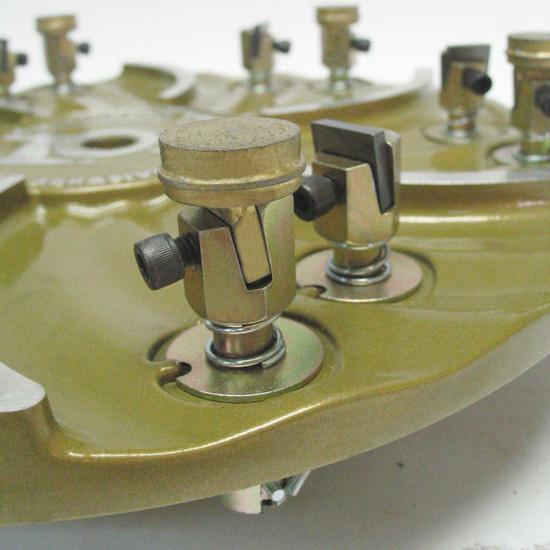 HEX1EZHLD Pearl Abrasive Hexpin Carbide Holder