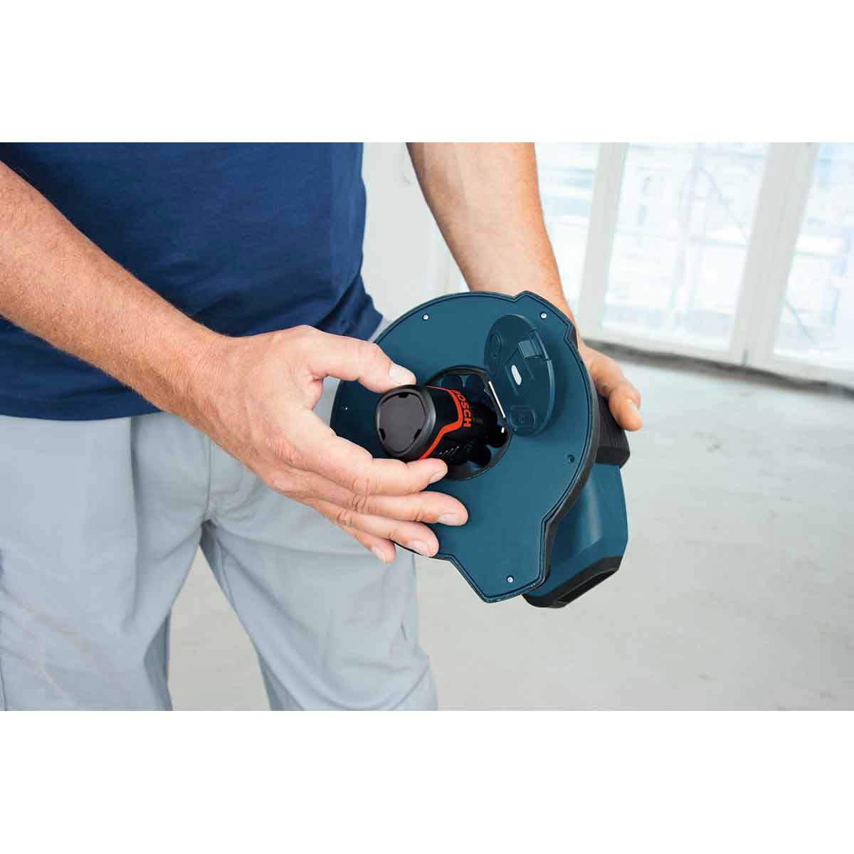 bosch dlr130 distance measurer manual