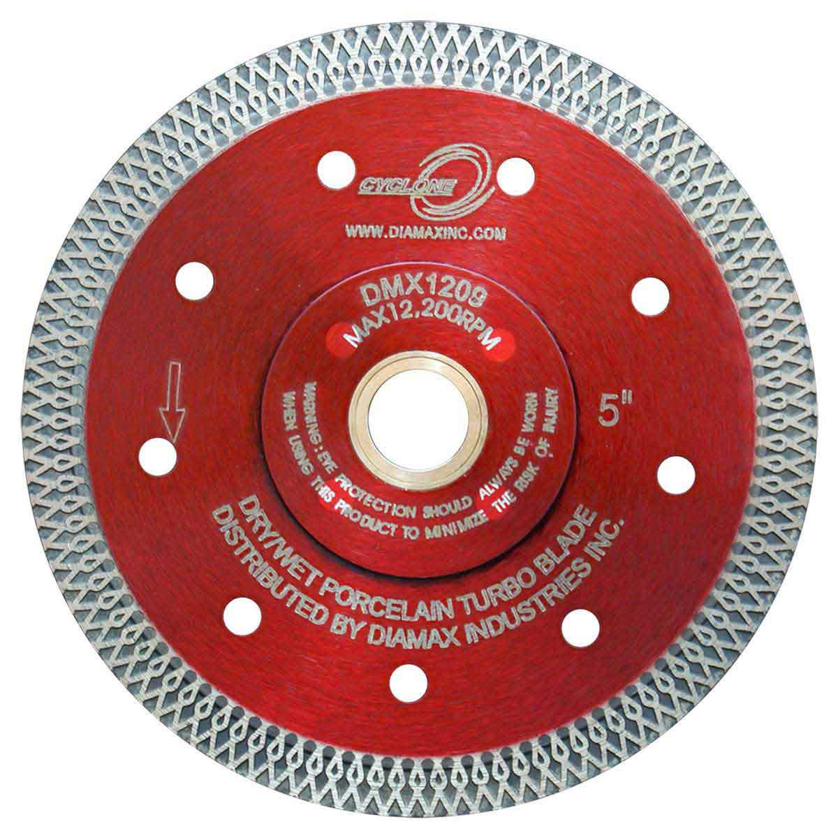 diamax cyclone turbo tile blade