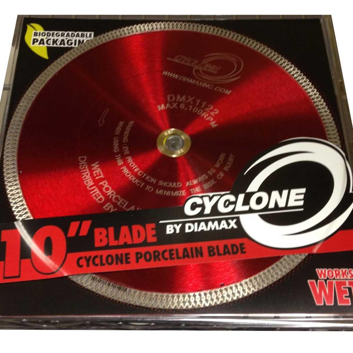 diamax cyclone porcelain diamond blade in package