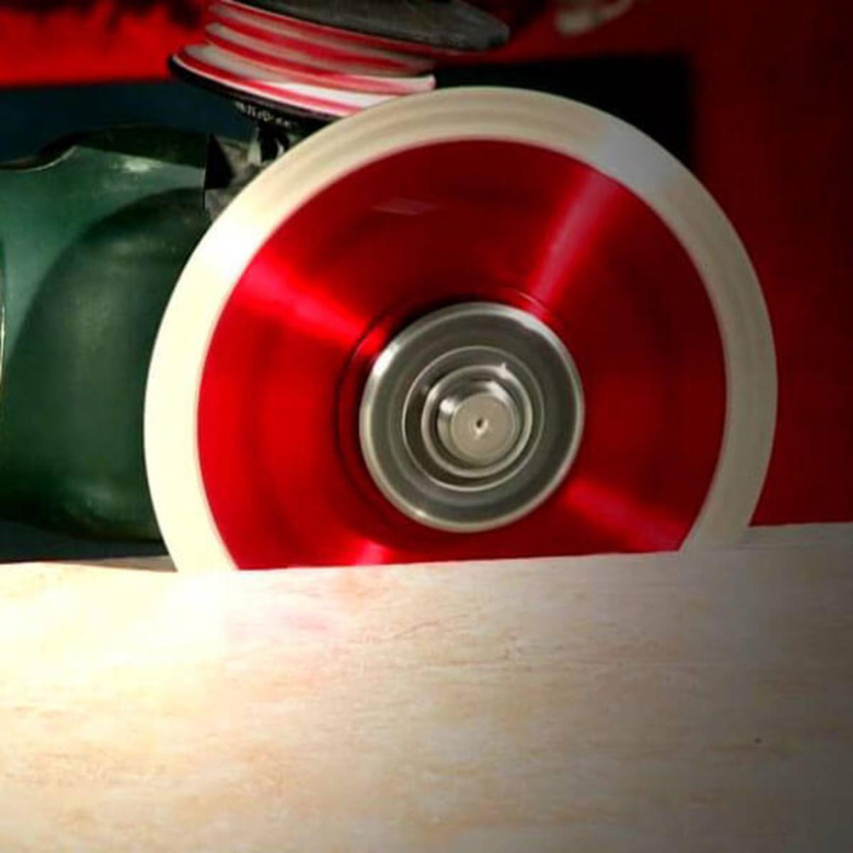 Diamax Cyclone turbo tile blade