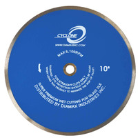 Diamax Cyclone wet cutting Glass Blade